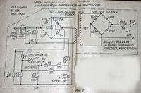 Regulacja prostownika samochodowego 12V/24V dużej mocy
