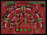 Drajwer, driver silników BLDC i DC (wersja edukacyjna do testów oprogramowania)