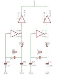 Przełączanie generatorów dla mikrokontrolera