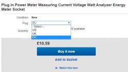Mini-test i teardown wtyczkowego watomierza/licznika energii na układzie V9261F