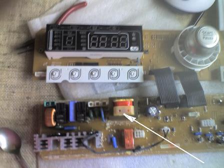 Pralka Samsung B1045AV nie działa