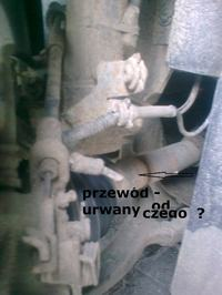 Citroen c5 2003 HDI Hydroactive i urwany przew�d.