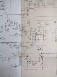 Re: UNITRA GRUNDIG MK 2500 - pod co podłączyć diodę, aby podświetlić skalę?