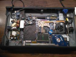 Komputer ze złomu do filmów
