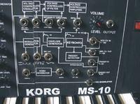 Syntezator Korg Ms-10 klon