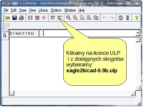 Biblioteki z Eagle w KiCAD - poradnik