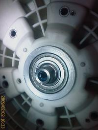Pralka Daewoo DWD-F1021S - jak wymienić łożyska?