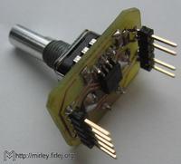 Enkoder Obrotowy (konwerter sygnału z impulsatora)