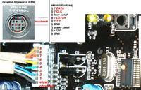 Creative Gigaworks G500 - Zamiennik pilota PowerTouch(TM)