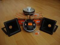 Odsłuchy sceniczne na 2x GDN-30-400 + d220ti