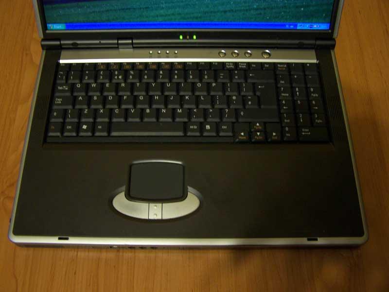 CLEVO D470W DRIVER PC