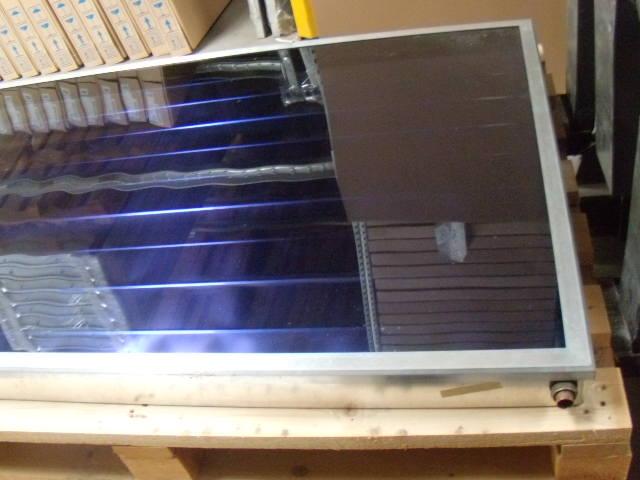 Najnowsze Sprzedam Używane iPowystawowe Ekspozycji Kolektory Słoneczne EJ67