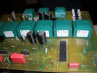 Prostownik sterowany w oparciu o 3 układy TCA785