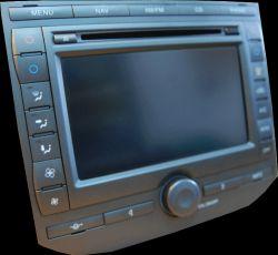 Niesprawny ekran dotykowy w samochodzie - sterowanie radia, klimy i navigacji