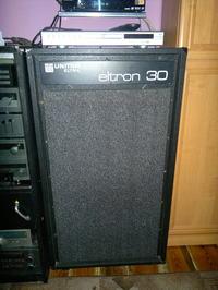 [Sprzedam] Unitra Eltra Eltron 30 wraz z kolumn�