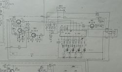 UNITRA Merkury DSH 303 A - Kłopoty z przestrojeniem (padł programator FM)
