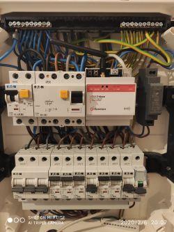 Instalacja elektryczna w M2 kuchnia