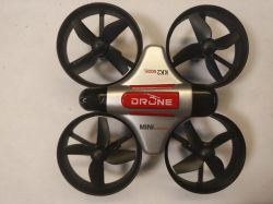 Mini Quadrocopter / Mini Dron - Made in China - Opis / Test / Recenzja