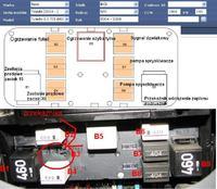 Schemat bezpieczników do Seat Toledo III lub Altea poszukuję.