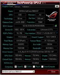 GF 9800 GT 1GB DDR3, podejdzie ?