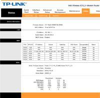 TP-LINK TD-W8901G - Zaniżona prędkość internetu od oferowanej przez usługodawcę