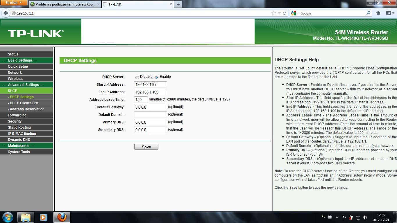 RGH plus RUTER - Pod��czenie rutera z Xboxem