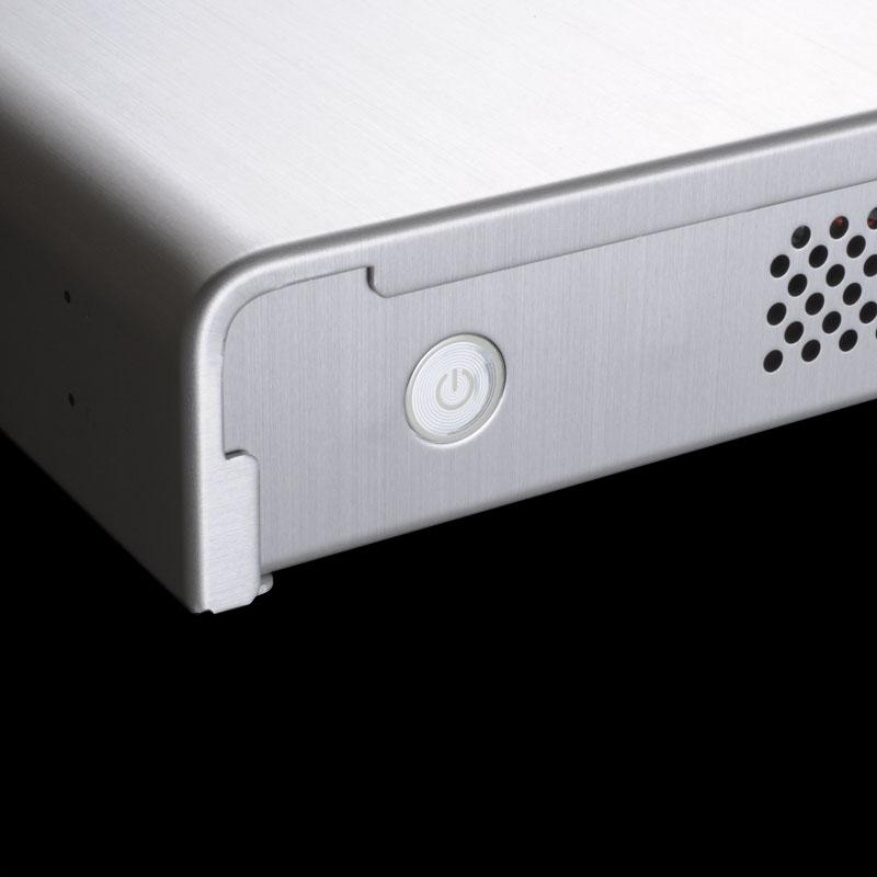Lian Li PC-Q05 - niskoprofilowa metalowa obudowa Mini-ITX