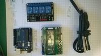 Arduino - Jako sterownik palnika olejowego.