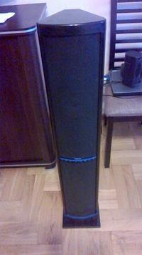 TV LCD, głośniki Finlux - Jak podłączyć stare kolumny pod TV LCD