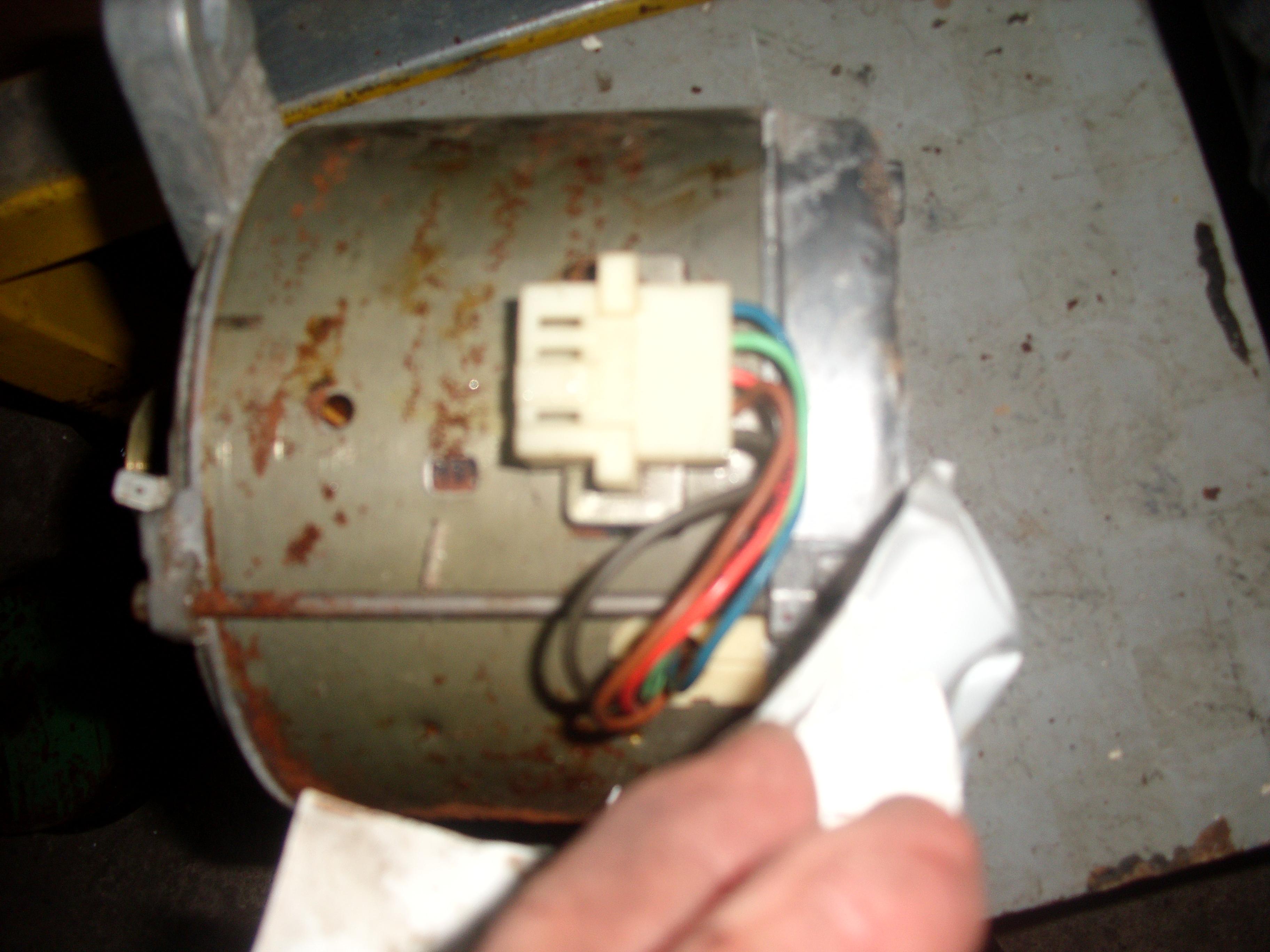 Silnik IB-MEI TIPO 2/16 158 WH15 jak pod��czy�