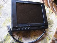 Monitor samochodowy CAMUS CM561 - gdzie pod��czy� sygna�y ?