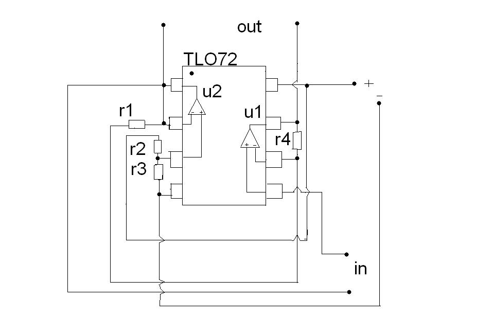 приемник на lm358n - Схемы.