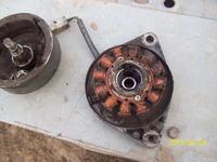 Prądnica z silnika kubota. Jaki regulator dopasować