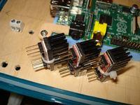 Autonomiczna łódź oparta na platformie Raspberry Pi