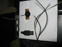 4World Cooling Pad - Wiatrak+Dioda na USB