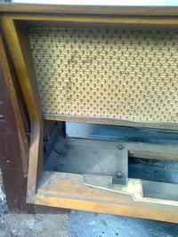 Renowacja radia lampowego Karioka