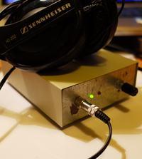 Wzmacniacz słuchawkowy z DAC PCM2702