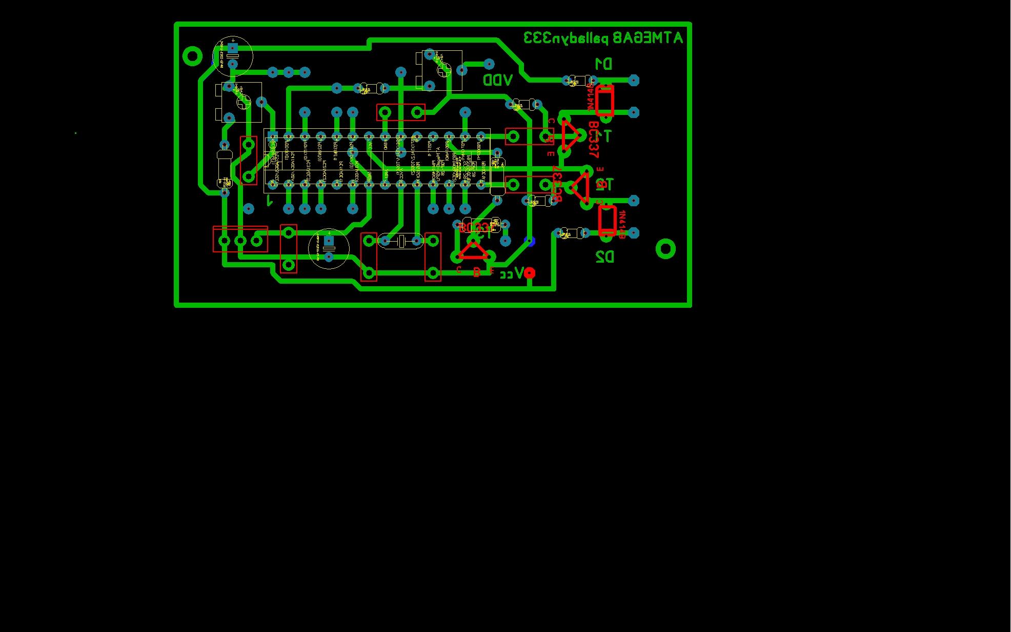 схема электроудочки на тиристорах