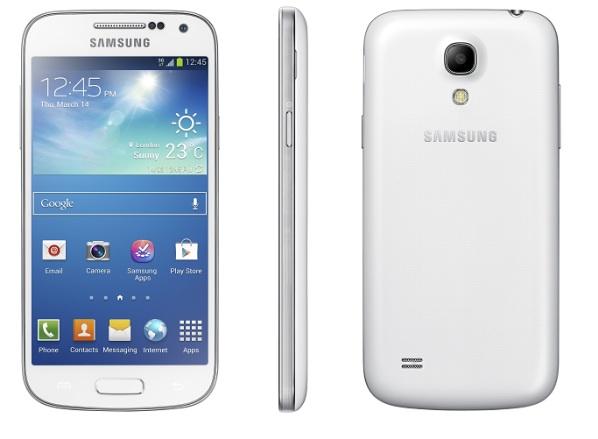Samsung Galaxy S4 Mini dost�pny w przedsprzeda�y