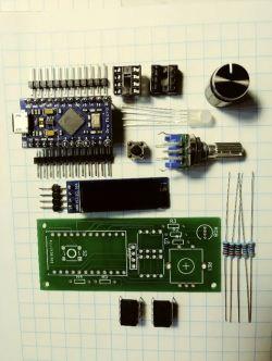Sprzętowy menedżer haseł DIY