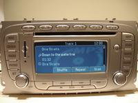 Ford Focus Mk2 - Radio, Nawigacja, Kamera cofania