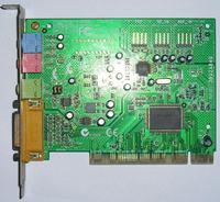 Jak pod��czy� przedni panel do Creative CT4810 SB PCI (WDM)