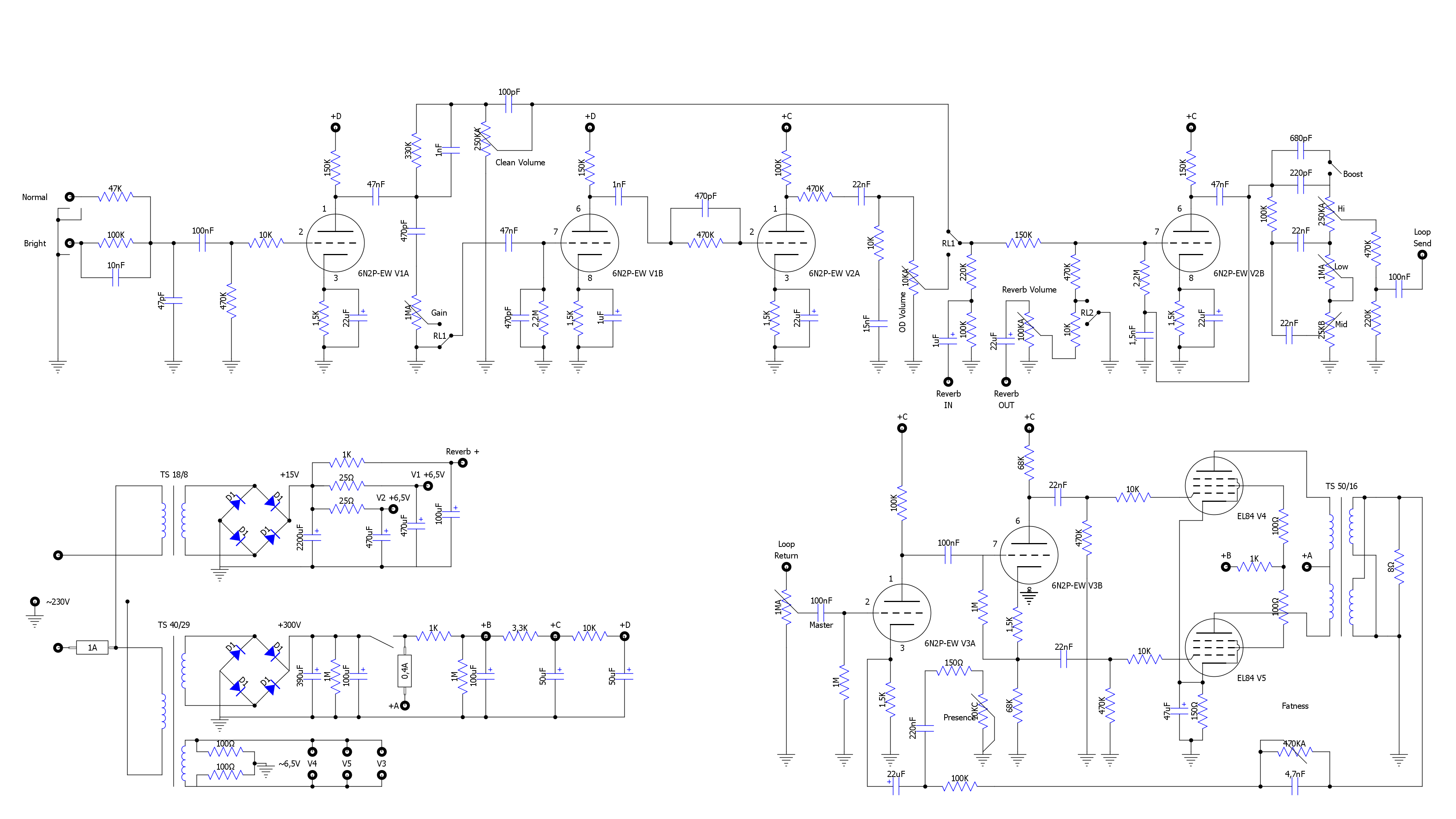 Bugera V22 Schematic Wire Center This Time Delay Circuit Uses 2sc2008 2sa953 Timer Which Can Be Used Application Wiring Diagram U2022 Rh Diagramnet Today Infinium Vintage