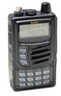 Alinco DJ-X30E, DJX30E Instrukcja EN