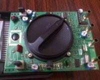 Multimetr DT 9208A - kalibrowanie miernika - potencjometry.