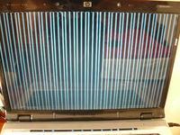 laptop HP dv6500 - uszkodzona grafika?