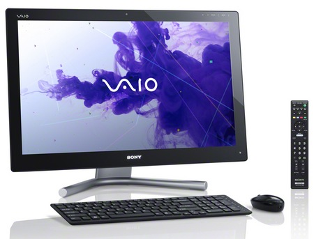 Sony VAIO L24 - All-in-One z Ivy Bridge i tunerem TV