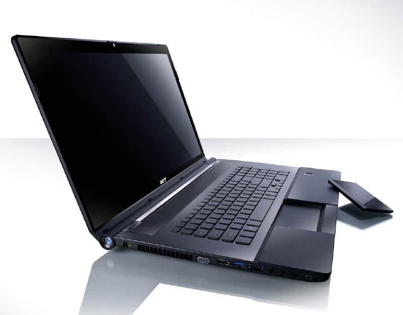 Aspire Ethos 5951G - notebook w aluminiowo-magnezowej obudowie od Acer