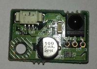 Projektor Epson EMP-730 odbiornik podczerwieni nie działa