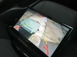 Opel zafira B - Rear view camera relay